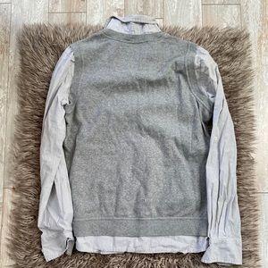 blue guru Shirts - Button Dwn/Sweater
